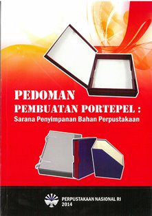 Koleksi Ebook Preservasi Perpusnas RI judul Pedoman Pembuatan Portepel